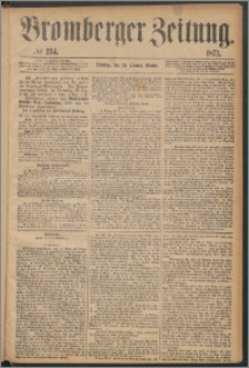 Bromberger Zeitung, 1872, nr 254