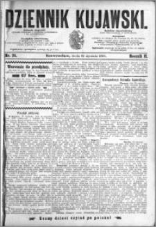 Dziennik Kujawski 1894.01.31 R.2 nr 24