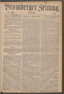 Bromberger Zeitung, 1872, nr 262