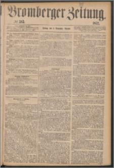 Bromberger Zeitung, 1872, nr 263