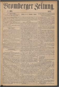 Bromberger Zeitung, 1872, nr 265