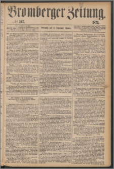 Bromberger Zeitung, 1872, nr 267