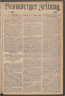Bromberger Zeitung, 1872, nr 268