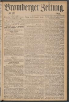Bromberger Zeitung, 1872, nr 277