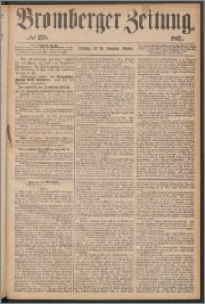 Bromberger Zeitung, 1872, nr 278