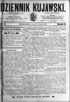 Dziennik Kujawski 1894.02.01 R.2 nr 25