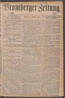 Bromberger Zeitung, 1872, nr 284