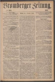Bromberger Zeitung, 1872, nr 285