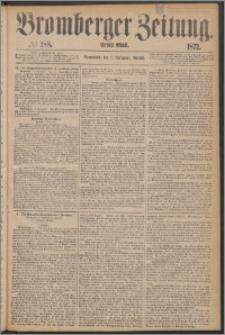Bromberger Zeitung, 1872, nr 288