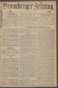 Bromberger Zeitung, 1872, nr 299