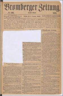 Bromberger Zeitung, 1872, nr 306