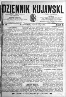 Dziennik Kujawski 1894.02.06 R.2 nr 28