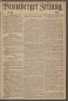 Bromberger Zeitung, 1873, nr 36