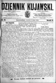 Dziennik Kujawski 1894.02.08 R.2 nr 30