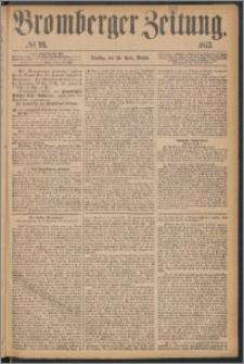Bromberger Zeitung, 1873, nr 99