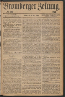 Bromberger Zeitung, 1873, nr 120