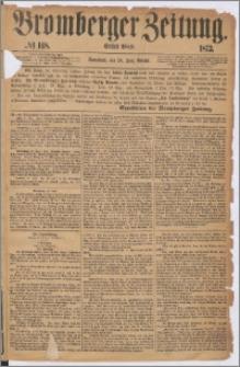 Bromberger Zeitung, 1873, nr 148