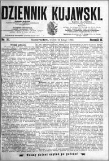 Dziennik Kujawski 1894.02.13 R.2 nr 34