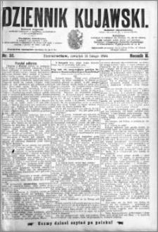 Dziennik Kujawski 1894.02.15 R.2 nr 36