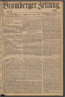 Bromberger Zeitung, 1874, nr 23