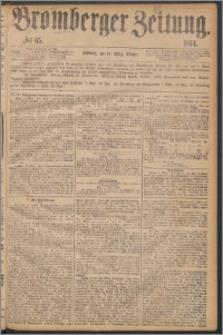 Bromberger Zeitung, 1874, nr 65