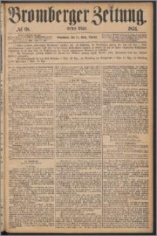 Bromberger Zeitung, 1874, nr 68