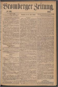 Bromberger Zeitung, 1874, nr 165
