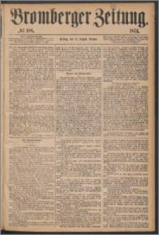 Bromberger Zeitung, 1874, nr 188