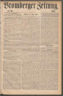 Bromberger Zeitung, 1875, nr 50