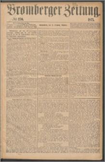 Bromberger Zeitung, 1875, nr 230