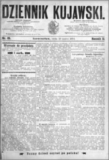 Dziennik Kujawski 1894.03.28 R.2 nr 69