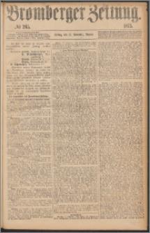 Bromberger Zeitung, 1875, nr 265