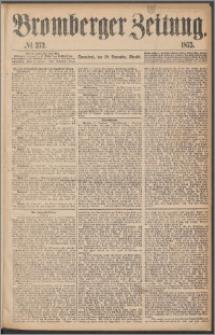 Bromberger Zeitung, 1875, nr 272