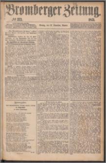 Bromberger Zeitung, 1875, nr 273