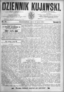 Dziennik Kujawski 1894.03.31 R.2 nr 72