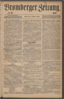 Bromberger Zeitung, 1876, nr 41