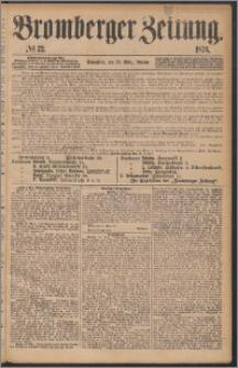 Bromberger Zeitung, 1876, nr 72
