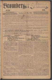 Bromberger Zeitung, 1876, nr 76