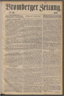 Bromberger Zeitung, 1876, nr 90