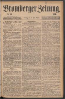 Bromberger Zeitung, 1876, nr 96