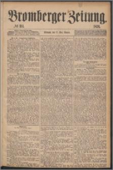 Bromberger Zeitung, 1876, nr 114
