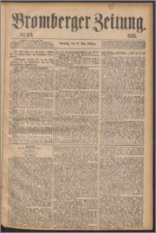 Bromberger Zeitung, 1876, nr 119