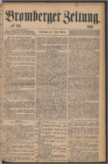 Bromberger Zeitung, 1876, nr 126