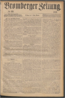 Bromberger Zeitung, 1876, nr 132