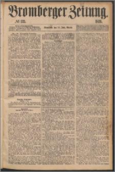 Bromberger Zeitung, 1876, nr 133