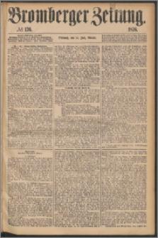 Bromberger Zeitung, 1876, nr 136