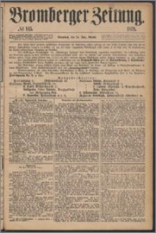 Bromberger Zeitung, 1876, nr 145