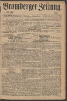 Bromberger Zeitung, 1876, nr 149
