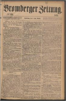 Bromberger Zeitung, 1876, nr 155