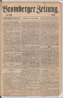Bromberger Zeitung, 1876, nr 166